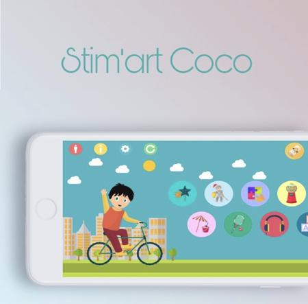 jeux éducatif avec coco